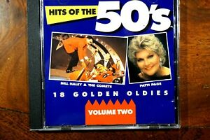 Hits Of The 50's - Volume 2  -  CD, VG