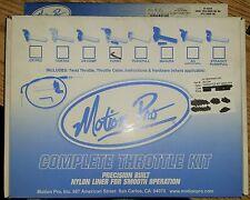 *Motion Pro Complete Turbo Throttle Kit for Honda ATV / 01-0334*