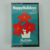 True Value Happy Holidays Volume 24 Cassette Various Artists