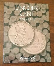 Lincoln Cent Collection 1941 - 1974.