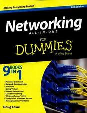 NEW - Networking All-in-One For Dummies by Lowe, Doug