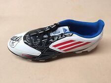 MICHAEL HURLEY ESSENDON FC PERSONALLY HAND SIGNED ADIDAS BOOT ESSENDON BOMBERS