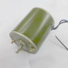 12V/24V 120 Watt 3000RPM Permanent Magnet Brushed Motor