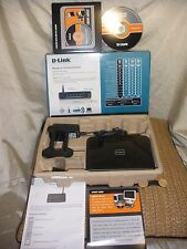 D-Link DIR-601, N150 Home 150 Mbps 4-Port 10/100 Wireless N Router