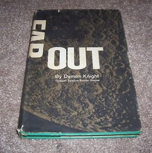 1961 FAR OUT Damon Knight 13 SCIFI Stories Idiot Stick Babel II Thing of Beauty