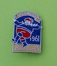 Original Butlins Holiday Camp Badge - Skegness 1962 - Jolly Fisherman - Reeves