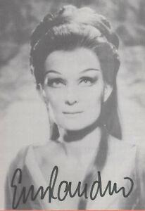 EVA RANDOVA --- original signiert - A5#14a