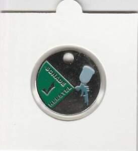Winkelwagenmuntjes / Shopping Cart Coin: Schade herstel (WA001)