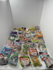 Mixed Lot of 101 Vintage Fast Food McDonalds Happy Meal Toys