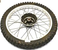 Yamaha YZ 250 Bj. 1990 - Felge Vorderrad Vorderradfelge wheel