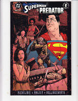 * SUPERMAN VS. PREDATOR (2000 Series) #3 Near Mint Comics Book