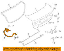 DS7Z5442701A Ford Hinge luggage compartment do DS7Z5442701A, New Genuine OEM Par