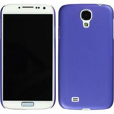 Hardcase Samsung Galaxy S4 Slimcase purple Cover + protective foils