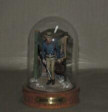 John Wayne Franklin Mint Dome Sculptures No. A7431