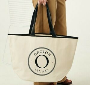 Brand New! OROTON Kaia Shopper Beach Tote Handbag Womens Bag Hobo - Great gift!