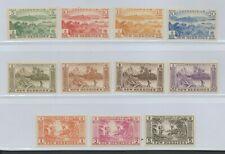 1957 NEW HEBRIDES, BR. #82-92, fine set of 11  MNH**