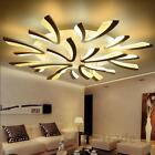 Modern Acrylic LED ceiling chandelier lights Living Room bedroom Ceiling Lights