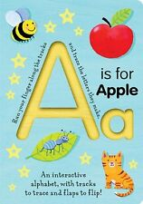 A Is for Apple (Trace-and-Flip Fun!) (Smart Kids T