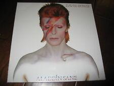 David Bowie Aladdin Sane Sealed 180g Record lp vinyl album new new wave