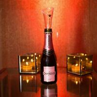 Chandon Champagne Sippers for individual Splits set of 25 Moet Veuve Clicquot