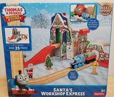 Thomas & Friends Wooden Railway Santa's Workshop Express