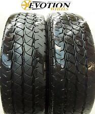 1957015C YOKOHAMA 195 70 15C 104/102R DELIVERSTAR Used Part Worn 7mm x 2 Tyres