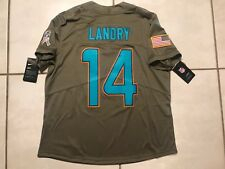 Nike Miami Dolphins Jarvis Landry Salute to Service NFL Jersey Women Medium 27856c4e0