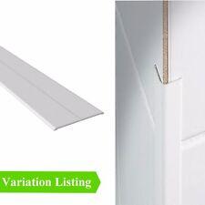 Corner Wall Protector Plastic Flexible Angle x 5 Metres / White / Cream / Brown