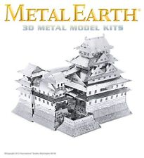 Fascinations Metal Earth Himejijo Himeji Castle Laser Cut 3D Model