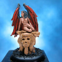 Painted RAFM Miniatures Ushabtis Angel of the Styx
