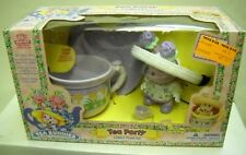 #501 NRFB KIDSVIEW Tea Bunnies Candy Violet