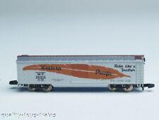 8671 Marklin Z Box car  Western Pacific  Railroad
