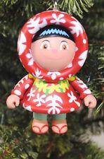 Hallmark 2011 Aloha Frosty Friends Debut Reveal Onament