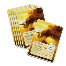TONYMOLY Pureness 100 Mask Sheet # Snail 6pcs Free gifts