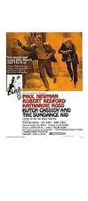 BUTCH CASSIDY & THE SUNDANCE KID MOVIE POSTER ~ REGULAR 26x38 Redford Newman