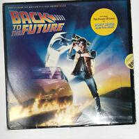 Back To The Future Soundtrack LP Vinyl Record Original 1985 Rare Promo
