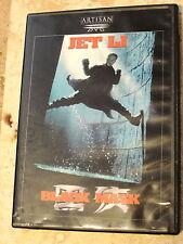 1999 Jet Li Action Hero Black Mask Widescreen Dvd! Green Hornet Kato Like Hero!