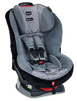 Britax Boulevard G4.1 Convertible Car Seat in Silver Birch New!!