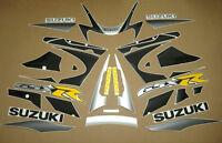GSX-R 1000 2001 complete decals stickers graphics kit set k1 2000 autocollants