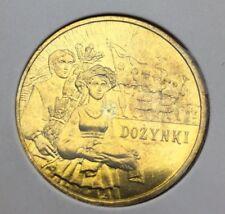 Pologne 2 Zlote 2004 Dozynki #p233