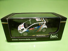 IXO 1:43 - FORD FIESTA RS WRC - 12 MONTE CARLO 2014 - RAM571 - IN  ORIGINAL  BOX