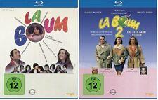 La Boum Teil 1+2 (Die Fete+Die Fete geht weiter) * NEU OVP * Blu-ray Set