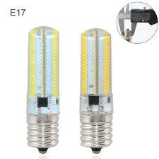 Dimmable E11/E12/E14/E17/G9 LED Bulb 152Leds 4014 SMD Light Lamps AC110V