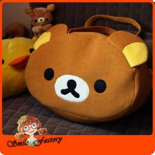 Rilakkuma Cute Big Bag Handbag shoulder Bag plush relax bear Shopping Bag Tote