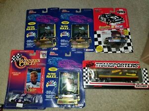 Rusty Wallace #2 1992 1/87 Matchbox Super Star Team Transporter and 5 cars