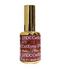 DND DC Cat Eyes Burmese Thai 27 LED/UV DND Gel Polish .6oz Magnetic Effect