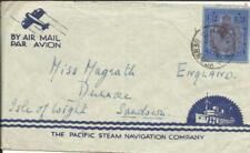Bermudas 2 / Geovi-Key Placa,Sg #116 (Individual Frank) Aéreo 23 / Sep / 40A