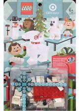 LEGO Target-Exclusive Holiday 3-in-1 Mini Model Set Snowman Polar Bear Dog 2011
