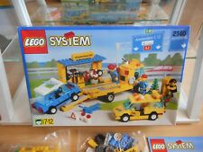 Lego System ANWB Set in Box (Dutch Promo Set) Lego nr: 2140)