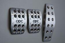 ASTRA F G H ,CALIBRA  -OPC- aluminium pedal set